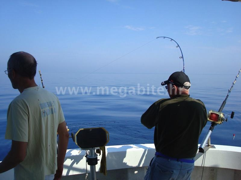 Big game fishing Croatia